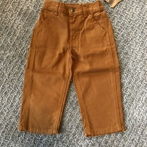NWT Carhartt 18 Month Pants.